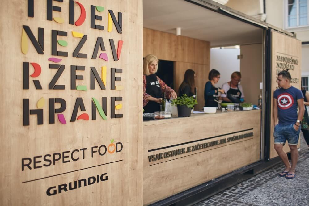 Grundig Respect Food container kitchen