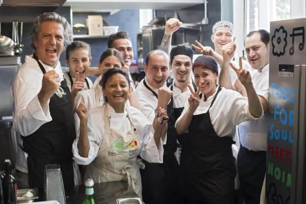 Refettorio Felix London Team