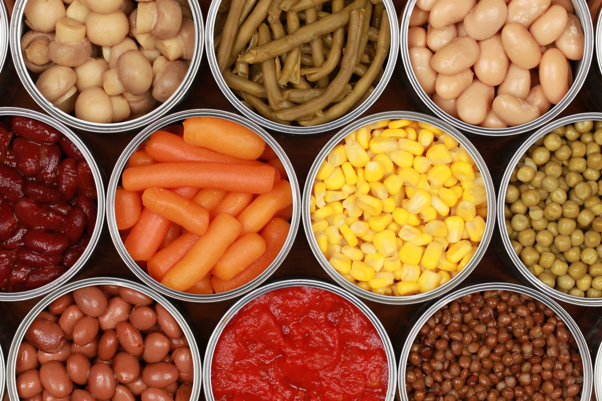How To Tinned And Canned Goods